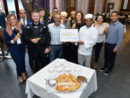 National Samosa Week Launch At Chutney Ivy