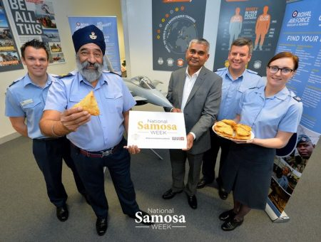 National Samosa Week 2019 Launch At RAF