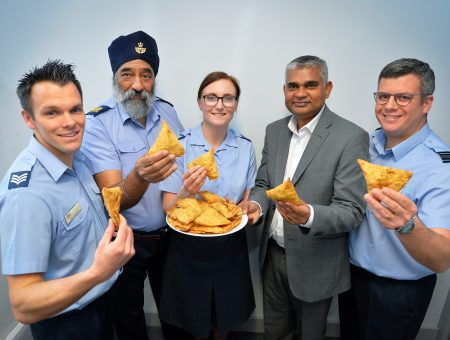 Back with a Bang: National Samosa Week Returns