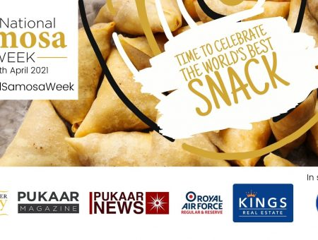 4th National Samosa Week!